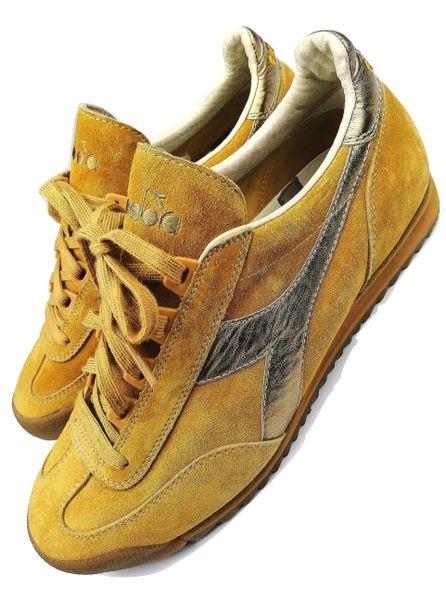 2006 true vintage diadora limited edition sneakers UK 8