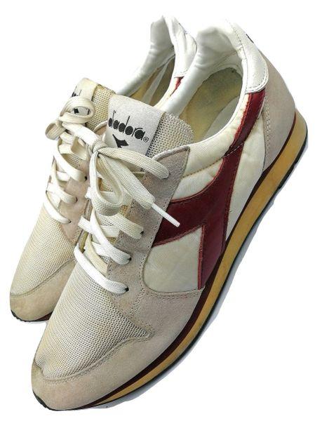 2011 true vintage ed moses diadora sneakers UK 11