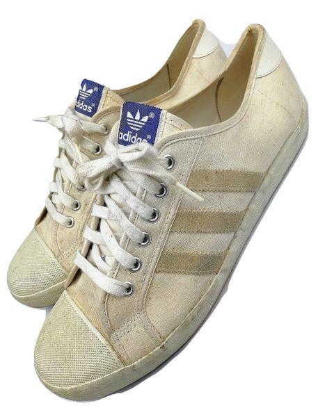 1983 true vintage adidas adria tennis size UK 11.5