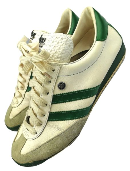 mens true vintage lico trainers size uk 8 originals from 1983