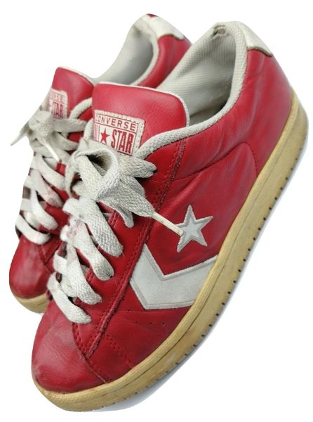 true vintage converse sneakers mens trainers size uk 8 issued 2001