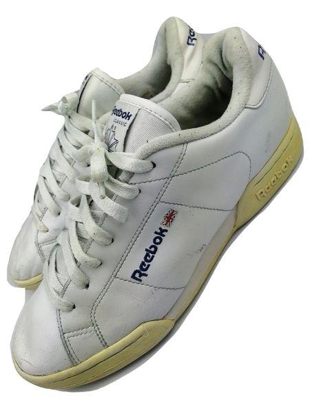 True vintage Reebok Classics 2004 mens trainers size UK 8