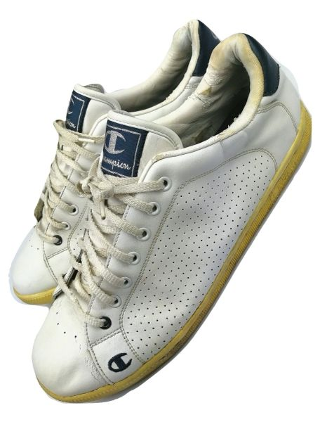 True vintage Champion mens trainers size UK 9 issued 2005