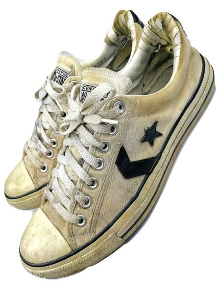 Mens truly vintage converse UK 9