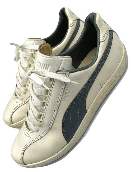 1985 true vintage puma peru mens trainers uk 8