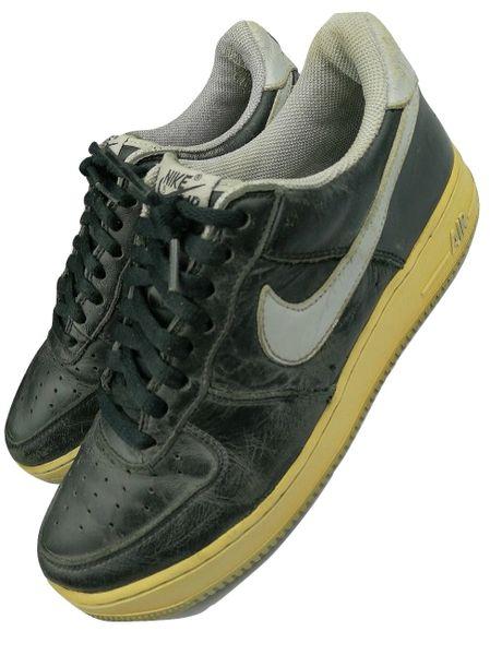 2000 true vintage original leather nike air force 1 UK 8