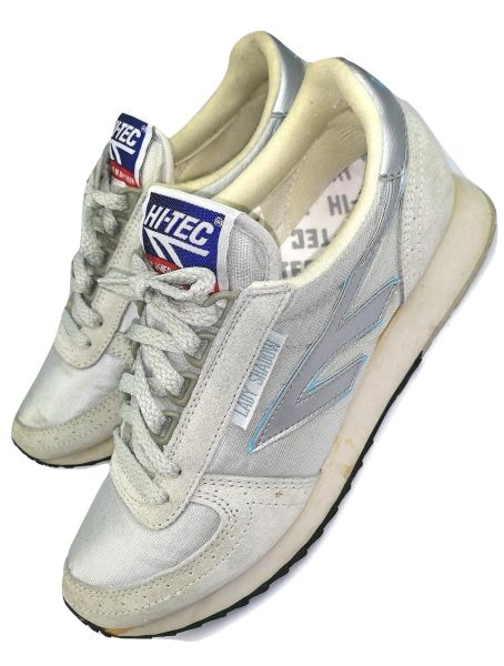 True vintage 1984 Hi tec lady shadow women's sneakers UK 6