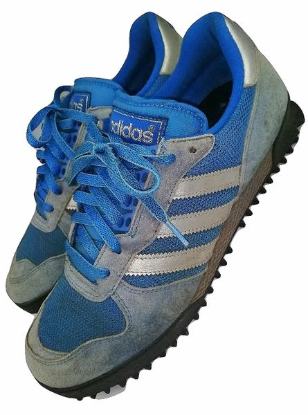 Mens true vintage adidas marathon issued 1997 size uk 11
