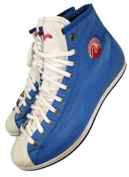 2003 limited edition evisu leather boot size UK 8
