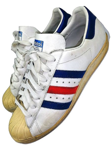 True vintage 2009 originals, mens adidas superstars UK10