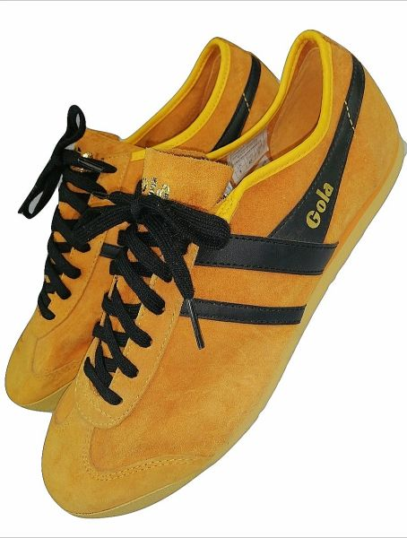 limited edition oldskool suede gola trainers 40th anniversary uk8