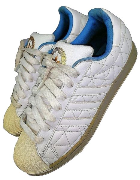2012 limited edition adidas superstars size uk 9