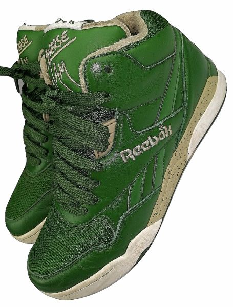 limited edition reebok reverse jam hightop trainers uk7