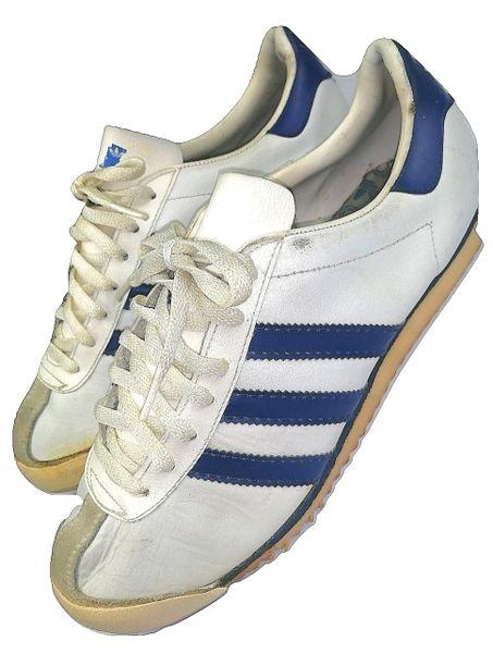 1983 true vintage classic leather adidas rom size uk 7
