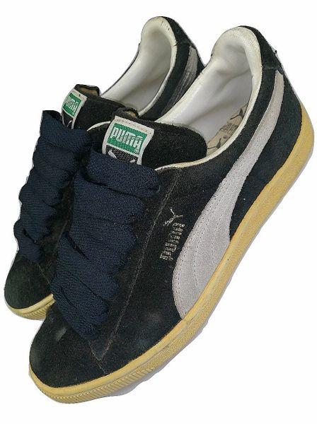 1994 true vintage puma suede sneakers size uk 8.5