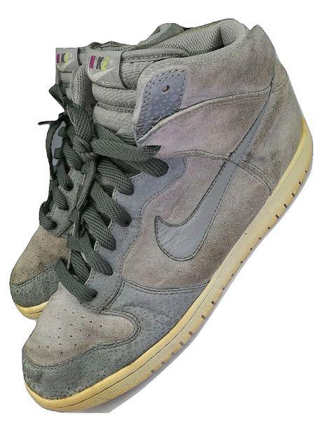 oldskool retro nike zoom sneaker hightops issued 2008 size 11