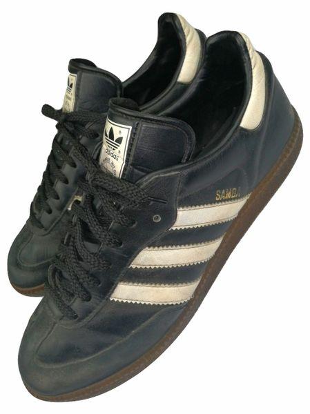 original vintage adidas samba size 8 issued 2002