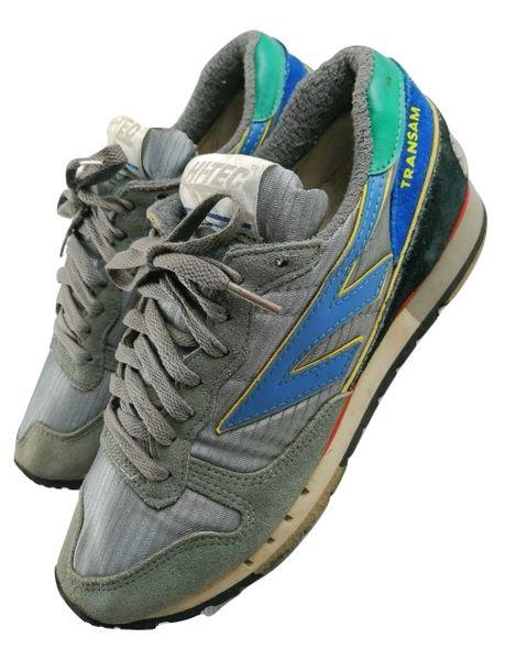 True vintage Hi-tec Transam mens trainers issue 1989 size UK 7