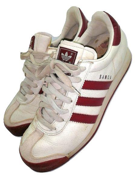 true vintage adidas samoa originals issued 2002 size 7.5