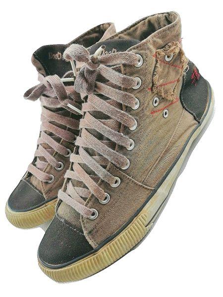 vintage doodogs baseball boots size 7