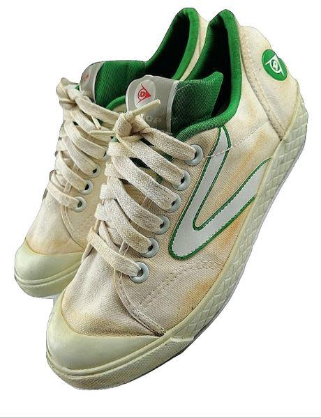 1984 true oldskool vintage dunlop sneakers size 6
