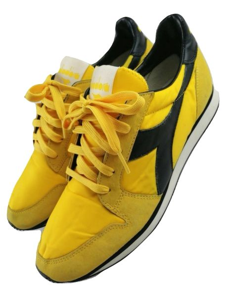 2012 reissued Diadora Ed moses UK 9 very rare colourway
