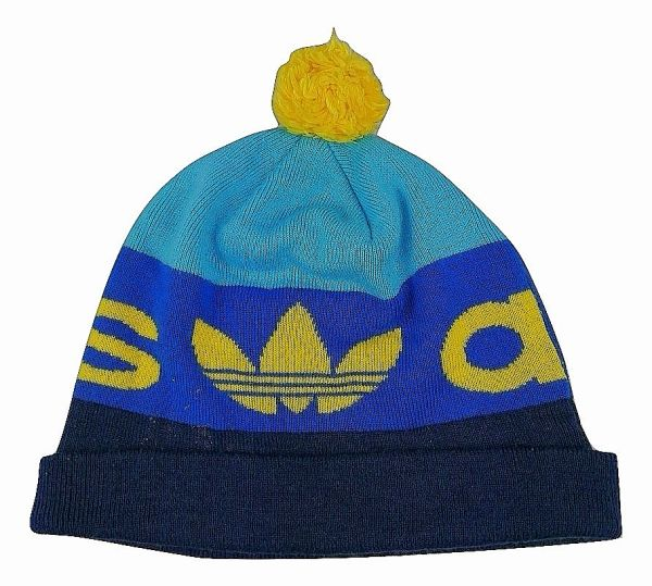 True vintage adidas bobble hat
