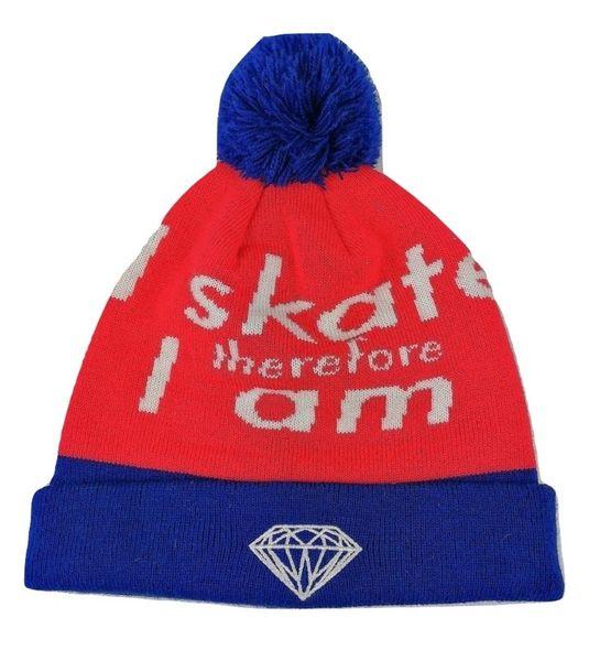 Oldskool Diamond supply bobble hat