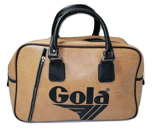 1980's true vintage oldskool gola bag