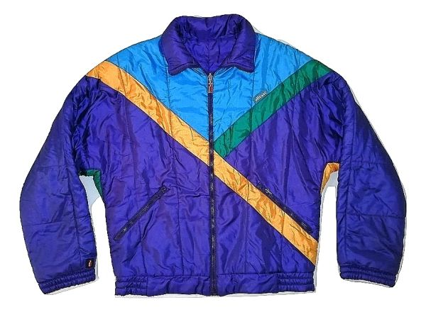 1980's true vintage ellesse ski jacket size M-L