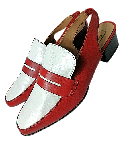 1990's original Northern soul vintage shoes