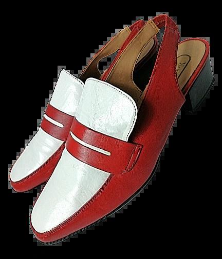 Size 5 original Northern soul vintage shoes 90's