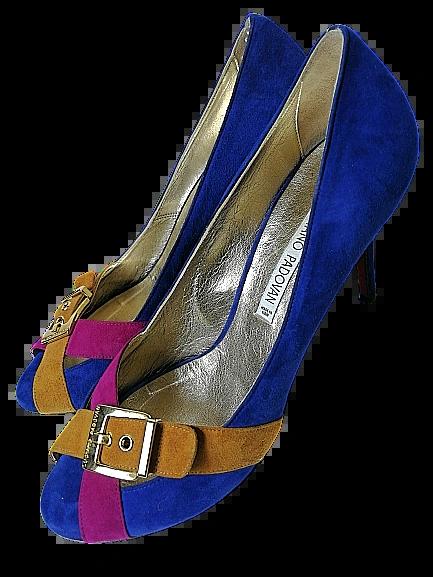 Truly Vintage women's retro 90's shoes
