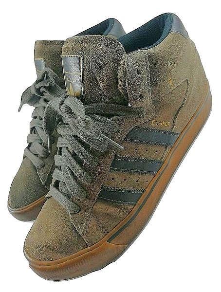 oldskool adidas originals skater trainers UK 7.5