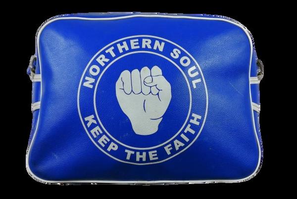 1990's original Northern soul vintage holdall