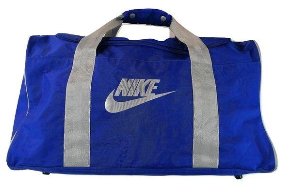 1990's oldskool vintage Nike sports holdall