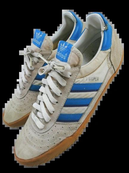 1981 true vintage oldskool adidas sneakers UK 6