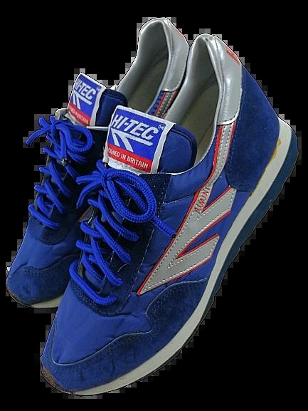 1984 truly vintage Hi tec sneakers UK 6