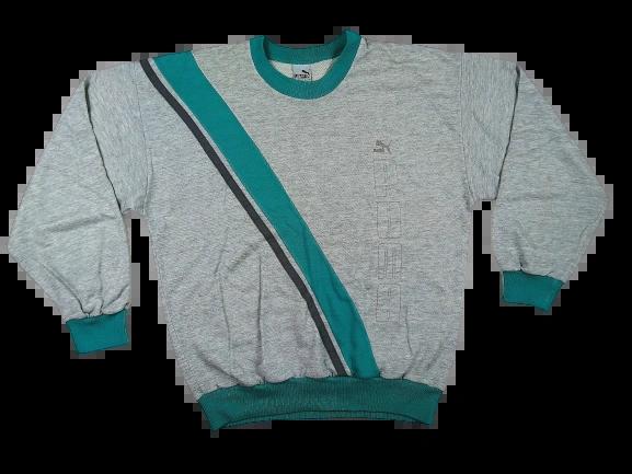 80's oldskool sweatshirt puma UKL