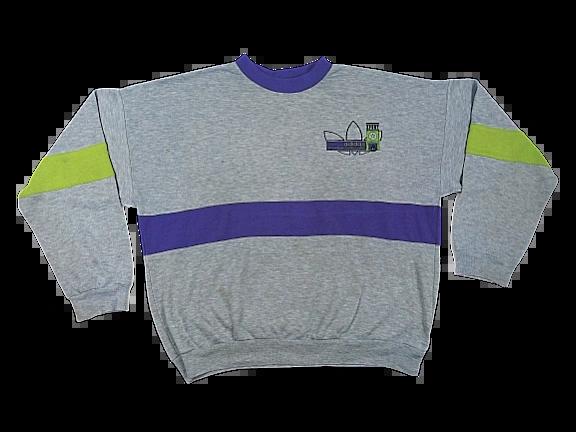 80's vintage adidas sweatshirt