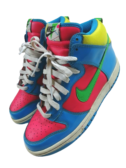 Womens rare Nike retro sneakers UK 5