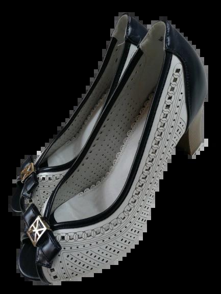 Retro Northern soul women's shoes uk7