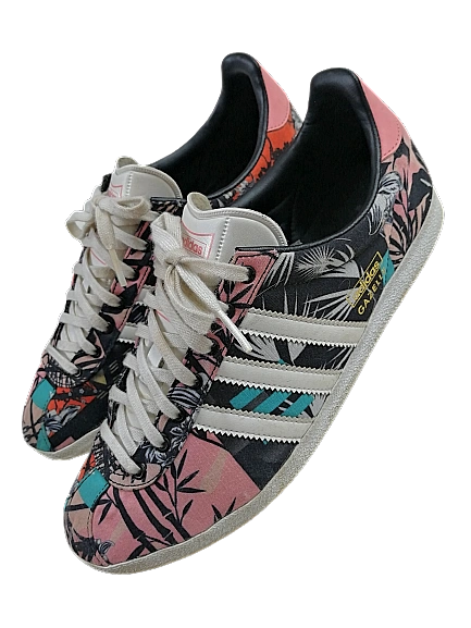 Limited edition adidas womens sneakers UK 6