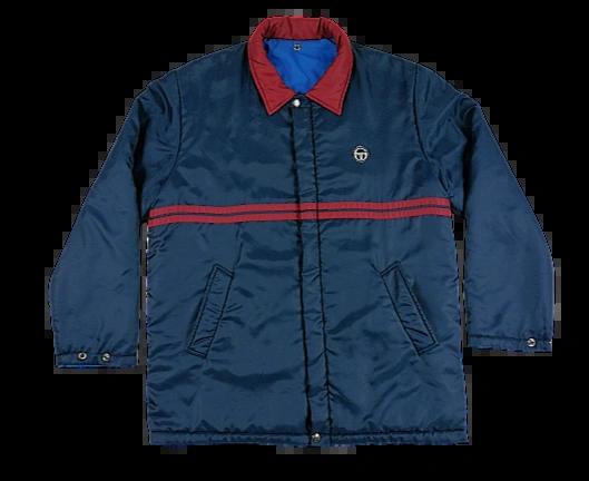 1984 true vintage very rare Sergio tacchini coat