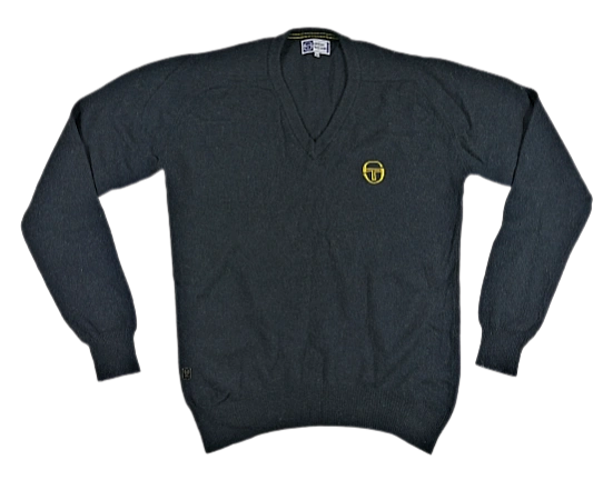 UK M Vintage sergio tacchini sweater