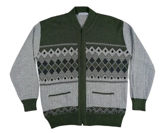 90's True vintage Northern soul jumper