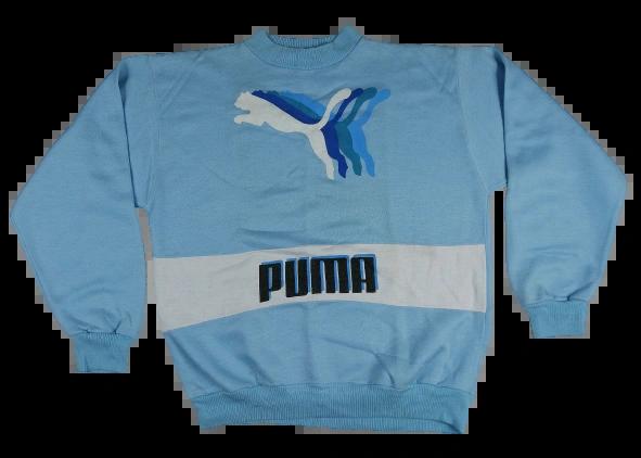 1979 truly vintage oldskool puma jumper