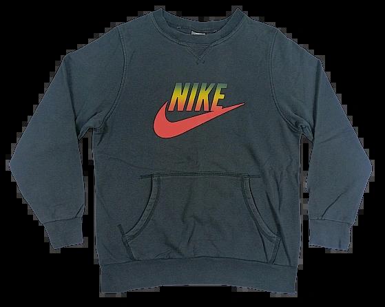 Oldskool nike spellout sweatshirt