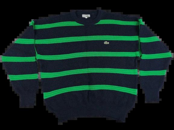 1990's original lacoste sweatshirt
