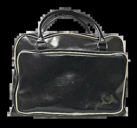 2004 original oldskool vintage fred perry bag